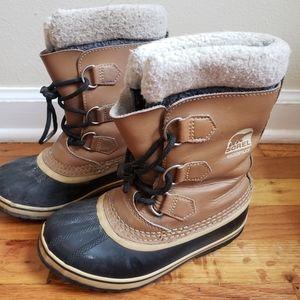 Kids SOREL waterproof snow boots winter boots